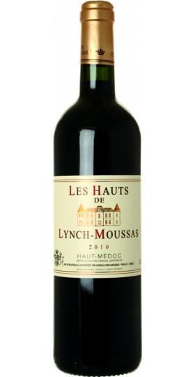Вино Les Hauts de Lynch-Moussas, Haut-Medoc AOC, 0.75 л