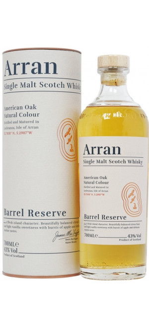 "Виски ""Arran"" Barrel Reserve, in tube, 0.7 л"