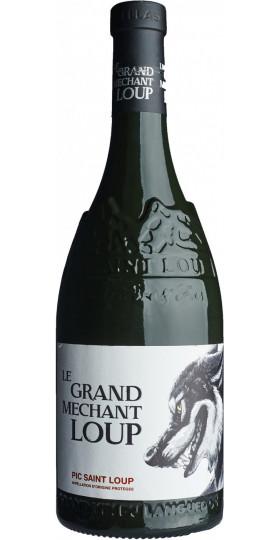 """Вино Vignobles Vellas, """"Le Grand Mechant Loup"""", Pic Saint Loup AOP, 2019, 0.75 л"""