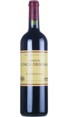 Вино Chateau Lynch-Moussas, Grand Cru Classe Pauillac AOC, 0.75 л