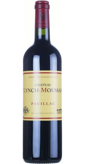 Вино Chateau Lynch-Moussas, Grand Cru Classe Pauillac AOC, 0.75 л