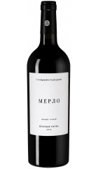 """Вино """"Красная Горка"""" Мерло, 0.75 л"""