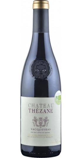 """Вино """"Chateau Thezane"""" Vacqueyras AOP, 0.75 л"""