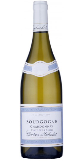 "Вино Chartron et Trebuchet, Bourgogne Chardonnay ""Cuvee de la Combe"" AOC, 0.75 л"