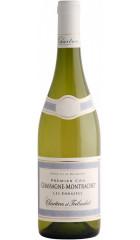 "Вино Chartron et Trebuchet, Chassagne Montrachet 1er Cru ""Les Embazees"" AOC, 0.75 л"