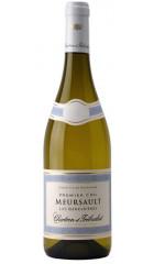 Вино Chartron et Trebuchet Meursault Premier Cru Les Genevrieres, 0.75 л