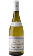Вино Chartron et Trebuchet, Corton Charlemagne Grand Cru AOC, 0.75 л