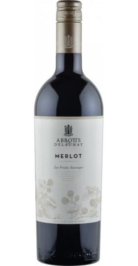 Вино Abbotts & Delaunay, Merlot, Pays d'Oc IGP, 0.75 л