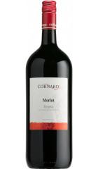 "Вино ""Cornaro"" Merlot, Veneto IGT, 1.5 л"
