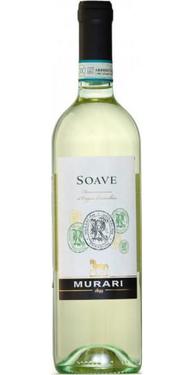 """Вино """"Murari"""" Soave DOC, 0.75 л"""