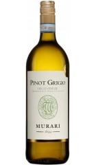 """Вино """"Murari"""" Pinot Grigio delle Venezie IGT, 0.75 л"""