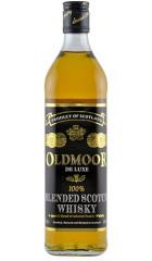 Виски Oldmoor De Lux 0.7 л