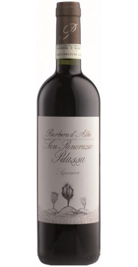 "Вино Pelassa, Barbera d'Alba ""San Pancrazio"" Superiore DOC, 0.75 л"