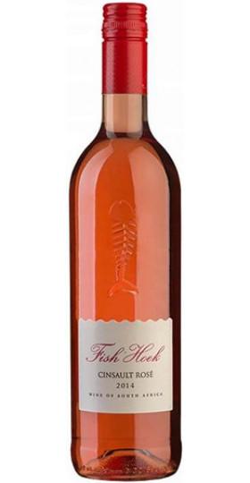 Вино Fish Hoek, Cinsault Rose, 0.75 л