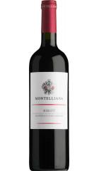 Вино Montelliana, Merlot, Montello e Colli Asolani DOC, 0.75 л