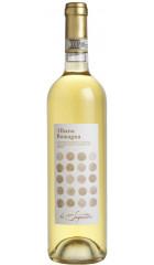 """Вино Poletti, """"La Sagrestana"""" Albana di Romagna DOCG Secco, 0.75 л"""