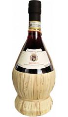 """Вино """"Poggio al Sale"""" Chianti DOCG, in Fiasco, 0.75 л"""