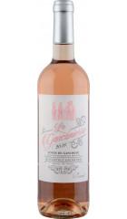 """Вино Cotes de Gascogne Rose """"Le Gasconierre"""", 2018, 0.75 л"""