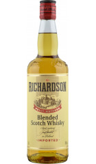 """Виски """"Richardson"""" Scotch blended whisky, 0.7 л"""