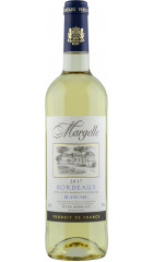 "Вино Margelle Bordeaux blanc"", 0.75 л"
