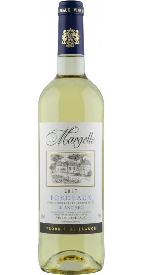 "Вино Margelle Bordeaux blanc"", 0.75 л"