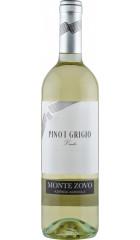Вино Monte Zovo, Pinot Grigio, Veneto DOC, 0.75 л
