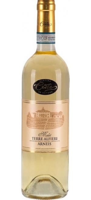 Вино Ceste, Mislet Terre Alfieri Arneis DOC, 0.75 л