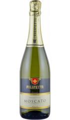 "Игристое вино ""Filipetti"" Moscato Dolce, 0.75 л"