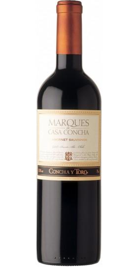"""Вино """"Marques de Casa Concha"""" Cabernet Sauvignon, 2015, 0.75 л"""