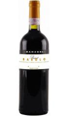 "Вино Manzone, ""Bricat"" Barolo DOCG, 2015, 0.75 л"
