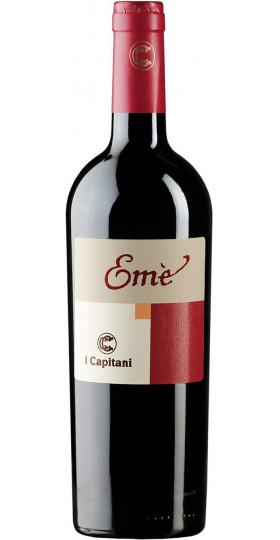 "Вино I Capitani, ""Eme"", Campania IGP, 2015, 0.75 л"