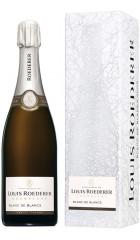 "Шампанское Louis Roederer, Brut Blanc de Blancs, 2011, ""Grafika"" gift box, 0.75 л"