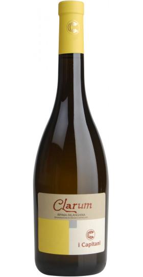 "Вино I Capitani, ""Clarum"", Irpinia Falanghina DOC, 2019, 0.75 л"
