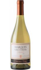 """Вино """"Marques de Casa Concha"""" Chardonnay, 2016, 0.75 л"""