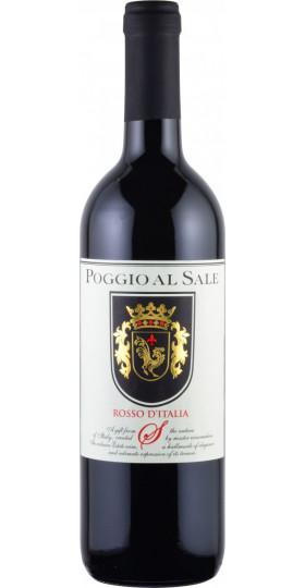 """Вино """"Poggio al Sale"""" Rosso d'Italia, 0.75 л"""