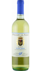 "Вино ""Poggio al Sale"" Bianco Toscana IGT, 0.75 л"