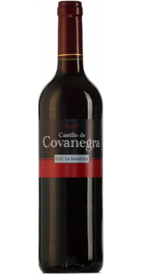 "Вино Garcia Carrion, ""Castillo de Covanegra"" Tempranillo Cosecha, La Mancha DO, 0.75 л"