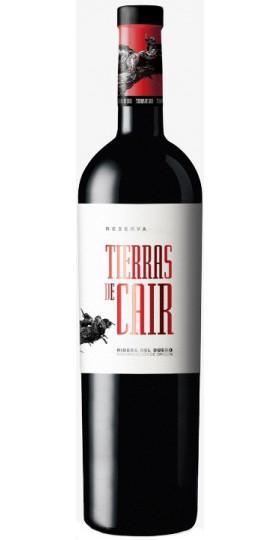 """Вино """"Tierras de Cair"""" Reserva, Ribera del Duero DO, 0.75 л"""