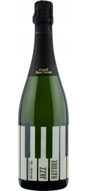 "Вино игристое ""Cava Brut Nature Reserva Jazz Nature"", 0.75 л"