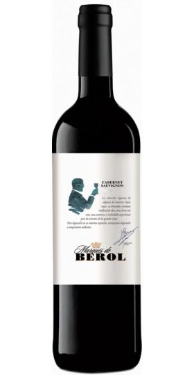 Вино Marques de Berol, Cabernet Sauvignon, 0.75 л