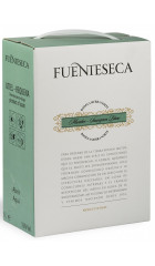 "Вино ""Fuenteseca"" Macabeo-Sauvignon Blanc, Utiel-Requena DO, bag-in-box, 3 л"