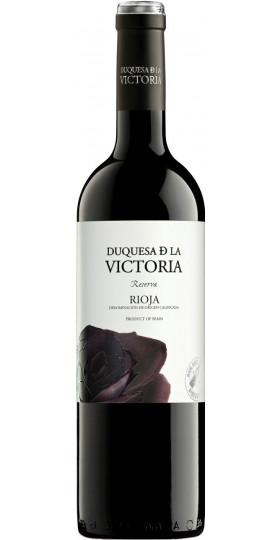 """Вино """"Duquesa de la Victoria"""" Reserva, Rioja DOC, 0.75 л"""