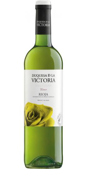 "Вино ""Duquesa de la Victoria"" Blanco, Rioja DOC, 0.75 л"