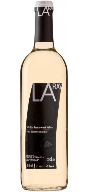 "Вино ""Laray"" Blanco Semidulce, 0.75 л"