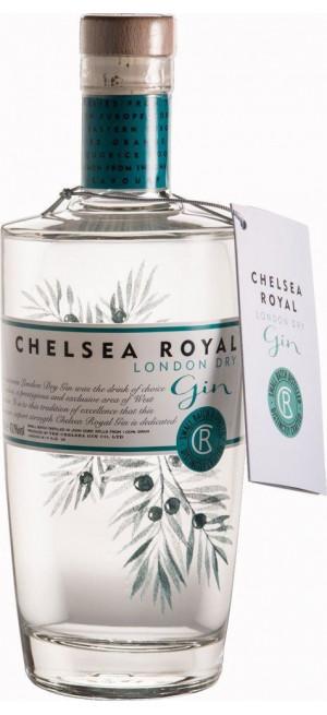 "Джин ""Chelsea Royal"" London Dry Gin, 0.7 л"