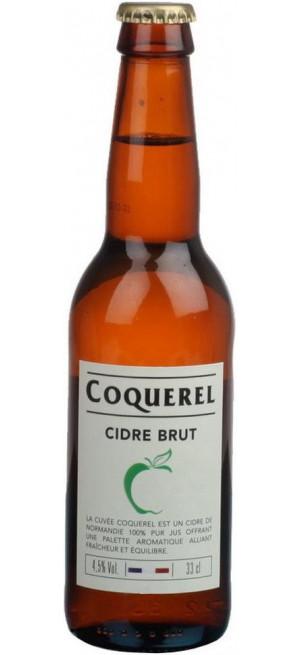"Сидр ""Coquerel"" Brut, 0.33 л"