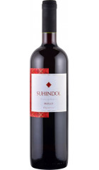 "Вино Lovico Lozari, ""Suhindol"" Merlot, 0.75 л"