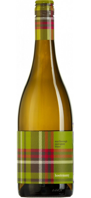 Вино Hootenanny, Marlborough Sauvignon Blanc, 0.75 л