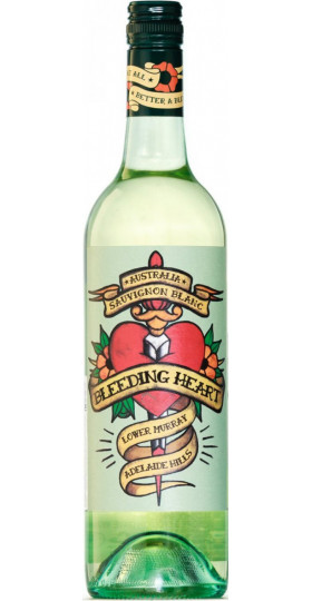 Вино Bleeding Heart, Sauvignon Blanc, 0.75 л