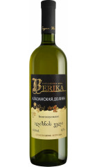 "Вино Marniskari, ""Berika"" Alazani Valley White, 0.75 л"